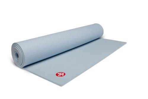 Manduka PRO Yoga and Pilates Mat, 71-Inch, Black Bliss