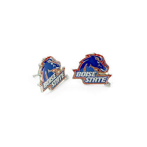 NCAA Boise State Broncos Team Post Earrings ()
