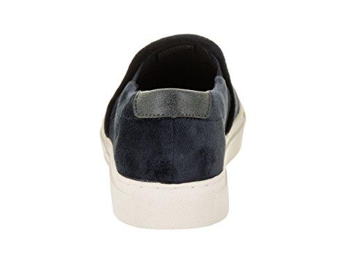 Navy Velveteen Women's Shoe Skechers Casual XOPqx