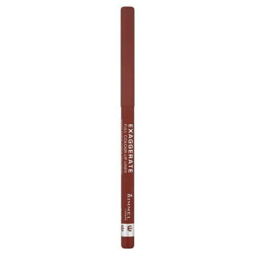 (6 Pack) RIMMEL LONDON Exaggerate Full Colour Lip Liner - Addiction by Rimmel