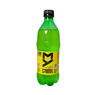 Mello Yello Citrus Flavored Soda 6, 20 ounce bottles (Mello Yello)