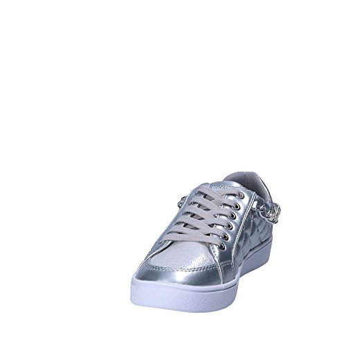Guess Grigio Lel12 Flrnn2 Donna Sneakers nqXfHqwg