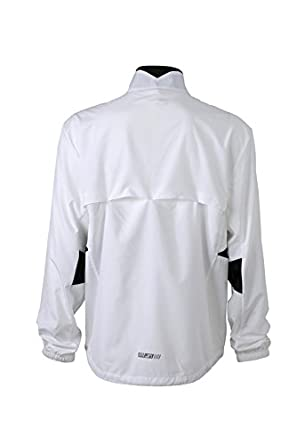 Chaqueta de Running para Hombre James /& Nicholson Laufjacke Mens Performance Jacket