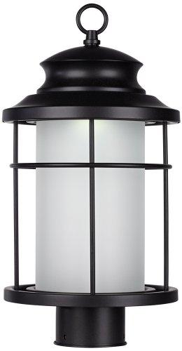 Lamp Post Light Fixture Outdoor - 8