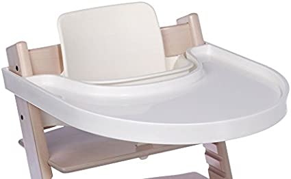 PlayTray for Stokke Tripp Trapp WHITE: Amazon.es: Bebé