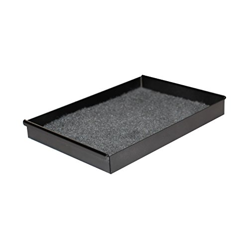 V-Line Half Tray Slide-Away, Black