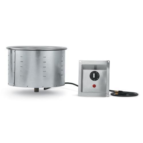 - Vollrath 36464 Infinite Control 11 Quart Soup Well Modular Drop-In