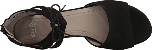 Ara Womens Racquel Slip-on Svart