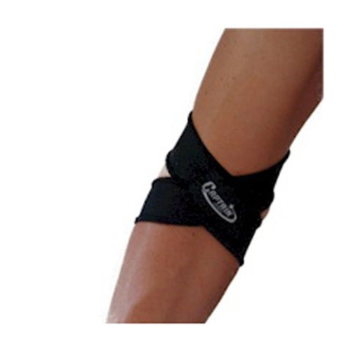 Captain Sports Figure-8 Elbow Support (Elbow-Aid) (Medium: 10''-11'') by Captain Sports