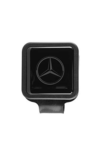mercedes tow hitch cover - 1