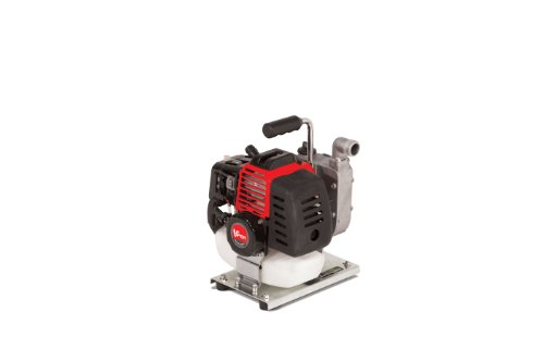 Earthquake WP4310 Centrifugal 1-inch In/Out Water Pump - 43cc 2-Cycle Engine, 5 Year Warranty