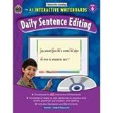 Daily Sentence Editing Grade 6