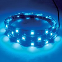 Metal Halide Lamp Single Socket (Hamilton Technology Blue LED Aquarium Accent Light Strip)