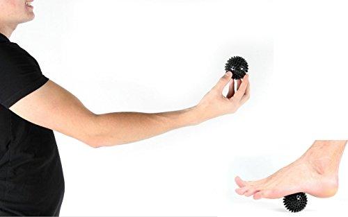 eProda Bunion Corrector - Orthopedic Foot Pain Relief Sleeves Kit with Massage Ball Bunion Splint & 3 Pairs Toe Separators Spacers for Men & Women - Stop Plantar Fasciitis Hammer Toes Hallux Valgus by eProda (Image #6)