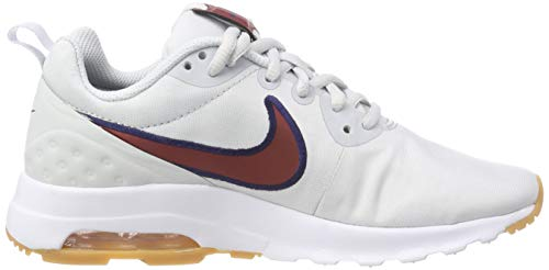 009 para Nike Mujer Gimnasia Crush de Dorado Motion Gum Li Air LW Red Zapatillas MAX Se Platinum Pure Tx8r4T