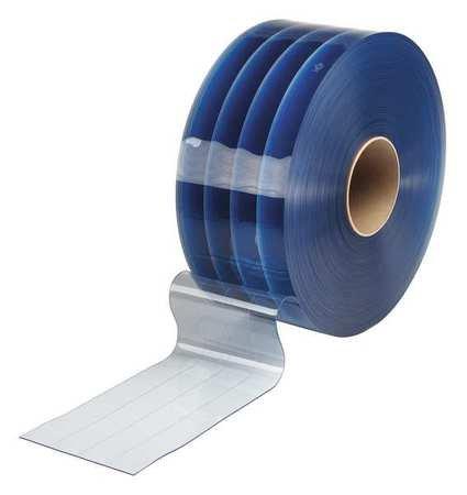 Flexible Bulk Roll, Reinforced, 6in, Clear