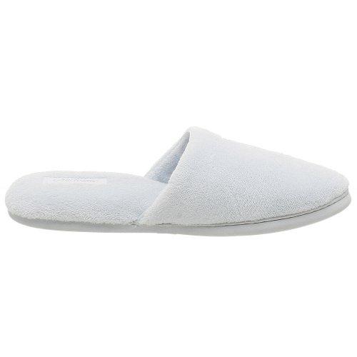 Carafoams Donna Df591 Pantofola Blu Ghiaccio