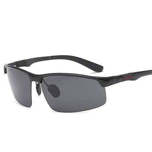 Mjia Sport de magnésium pour Route de TAC Polariseur B matériau de Lunettes nbsp;Aluminium Lunettes équitation la Sport Plage Homme sunglasses d' Pêche de qrEZtwr