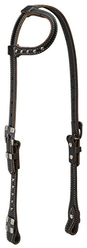 Weaver Leather Roundtable Sliding Ear Headstall