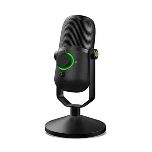 Tone SM5 Live Vertigain Professional Streaming USB Condenser Microphone Black