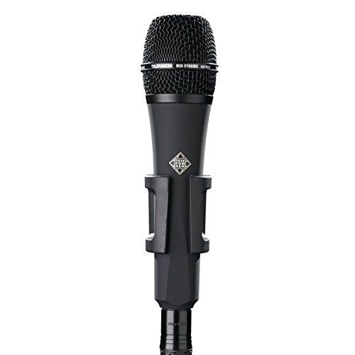 Telefunken M80 Dynamic Microphone Black by Telefunken