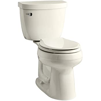 Kohler K 3851 47 Cimarron Comfort Height Two Piece Round