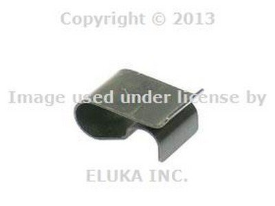 (8 X BMW Genuine Front Grille Retaining mounting Clip for 318i 318is 325e 325i 325ix M3)