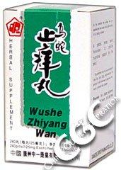 Pill for Stopping Itching (Wushe Zhiyang Wan)