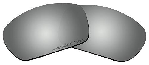 212e1fcd6f8 Sunglasses Lenses Replacement Polarized for Oakley Scalpel Sunglasses Black  Mirror Coatings - Buy Online in UAE.