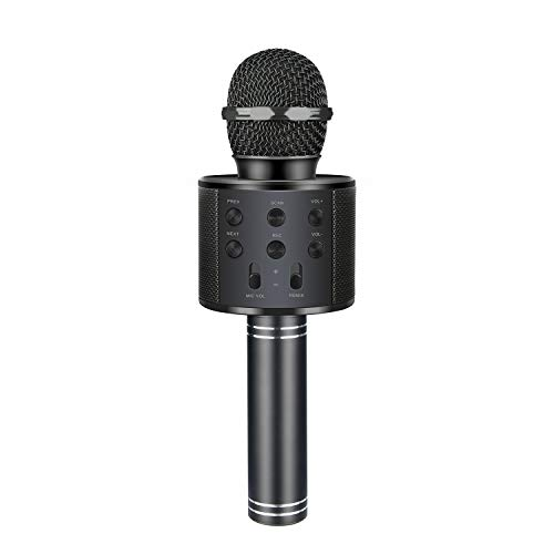 LET'S GO! Microphone for Kids,...