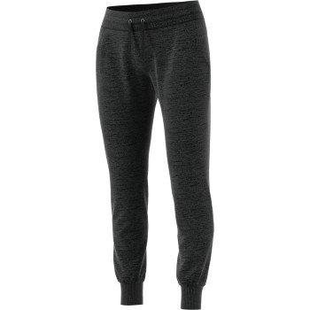 adidas Women's Team Issue Fleece Jogger, Dark Grey Melange, Medium