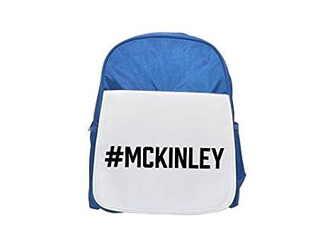 Fotomax Mckinley Mochila Azul Infantil Estampada, Mochilas Lindas, Mochilas Pequeñas Bonitas, Mochila Negra, Mochila Negra Fría, Mochilas de Moda, ...