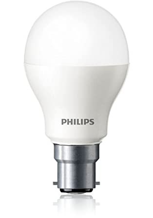 philips led light bulb a60 b22 bayonet cap 9 5 w warm. Black Bedroom Furniture Sets. Home Design Ideas