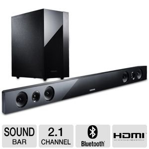 Samsung HW-F450 2.1 Channel 280-Watt Soundbar (2013 Model)