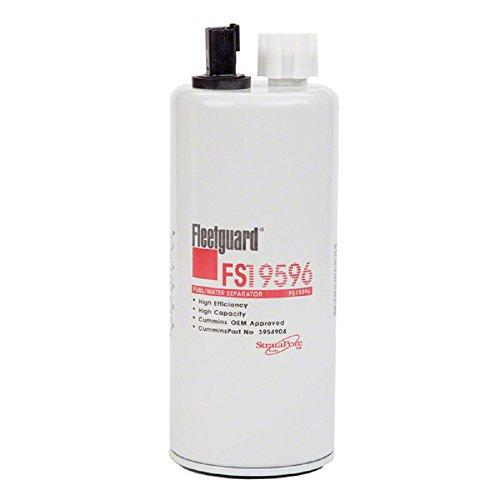 Fleetguard FS19596 Fuel/Water ()