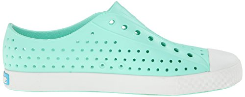 Natif Baskets Mode Unisexe Jefferson Verre Vert / Blanc Coquille