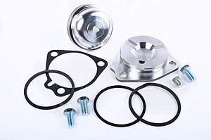 JEGS 603202 Powerglide Billet Aluminum Servo Piston & Cover Kit