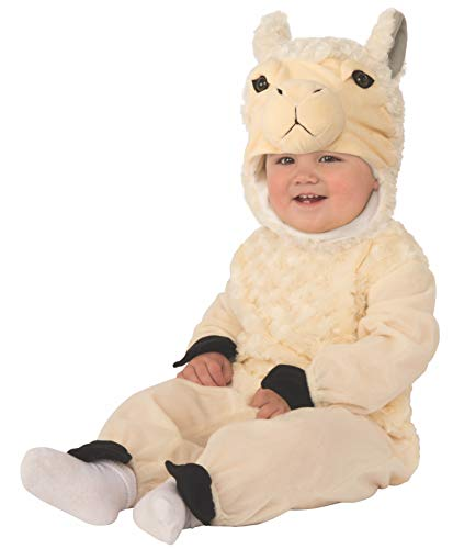 Rubie's Baby Opus Collection Lil Cuties Llama Costume, As As Shown, -
