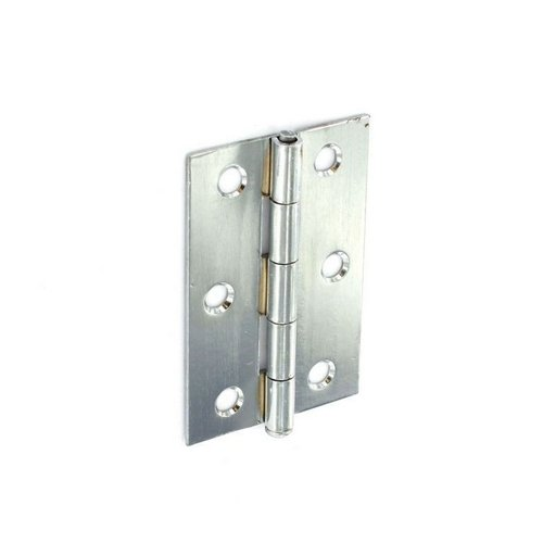 (Securit Loose Pin Butt Hinges Zinc Plated (pair), 75mm)