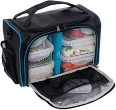 Meal Prep All-In-One Lunch Bag