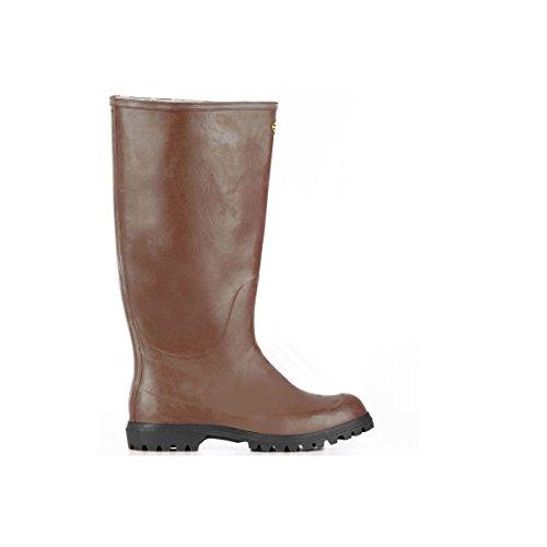 Brown in ginocchio 7324 Alpina gomma Stivali XUqvfHq