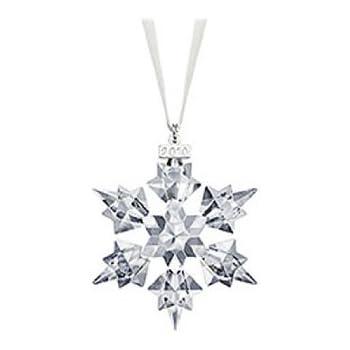 Swarovski 2010 Annual Edition Crystal Snowflake Ornament - Amazon.com: Swarovski 2010 Annual Edition Crystal Snowflake Ornament