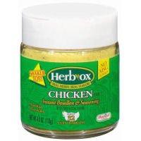 Herb-Ox Chicken Granulated Bouillon 4ounces