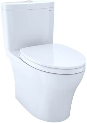 Best Dual Flush Toilet: TOTO MS446124CEMG#01