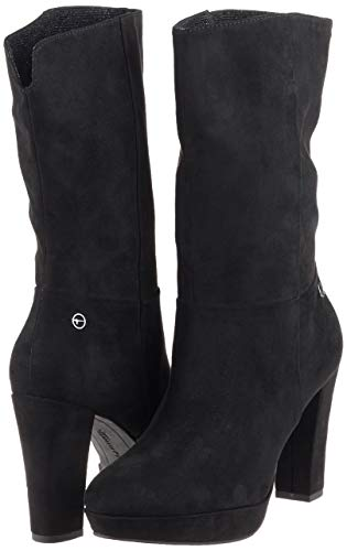 Black Ankle 21 black 1 Tamaris 25322 Boots Women's ZOqxwtpHX