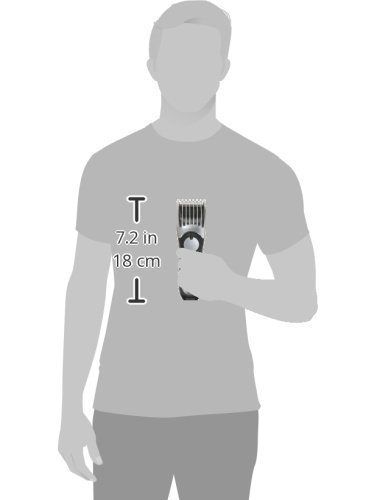 037988562220 - Panasonic ER224S Men's Cordless Wet/Dry Hair, Beard and Body Electric Trimmer carousel main 8