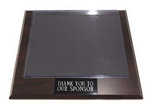 Sponsor Appreciation Plaque 9