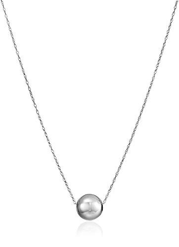 14k Rose Gold Necklace - 9