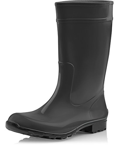 Black Ilse Graphite Women's Rubby LA Boot Ladeheid 967 v0xaqTg