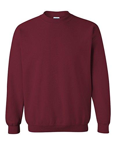 Gildan Men's Heavy Blend Crewneck Sweatshirt - XXX-Large - - Crew Sweater Rich